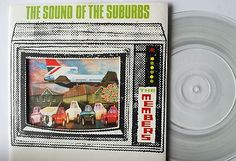 The Members - Sound of the Suburbs
