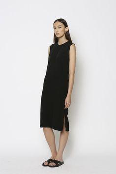 5501 Beginning Dress – Blak