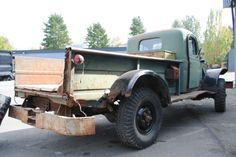 1960 Dodge POWER WAGON WM300 Civilian Model NO RESERVE!!! for sale: photos, technical specifications, description