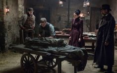 Penny Dreadful | TV Series Official Site - Showtime