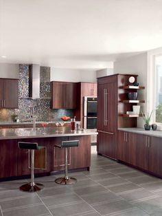 Best Kitchen Dark Cabinets Lighter Grey Walls Reno Home 400 x 300