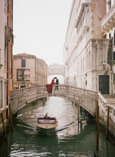 Romantic + Luxe Elopement Inspiration in Venice, Italy Gallery - Style Me Pretty