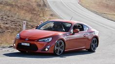 We know it as the Scion FRS here in America