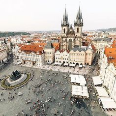 Europe Vacations  ≕≔≕≔≕≔≕≔≕≔≕≔≕≔≕≔≕≔≕≔ Location: Prague, Czech Republic Photo Credit: @wonguy974  Chosen by: @toinou1375  Hashtag your photos with: ❉ #europe_vacations ≕≔≕≔≕≔≕≔≕≔≕≔≕≔≕≔≕≔≕≔  Please visit also our other sister pages @southamerica.vacations and @italy.vacations  ≕≔≕≔≕≔≕≔≕≔≕≔≕≔≕≔≕≔≕≔
