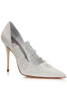 Manolo Blahnik - Shoes More - 2014 Spring-Summer