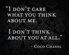 Coco knows best!