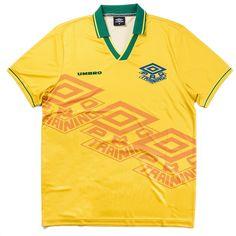 Umbro Pro Training Vitor T-Shirt - Yellow