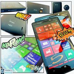 Nokia Lumia 929 Verizon comes with full HD