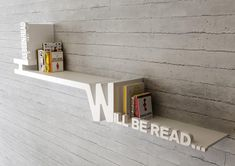Fancy - Has Been & Will Be Bookshelf by Mebrure Oral ...A MUST HAVE...