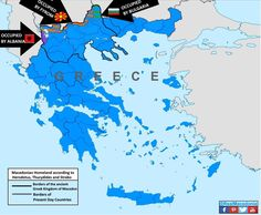 """UN protected historical #Macedonia was and is in #Greece where it has always been goo.gl/UNGWhh - It is NOT a mythical """"region"""". By using terms like """"contemporary"""", """"citation needed"""" """"unofficial"""", the expansionist agenda of foreigners and traitors is passing off as established truth. MACEDONIA is NOT a region. Ancient Macedonia was an ancient Greek Kingdom on the northern periphery of the ancient Greek world that since liberation from foreign occupation is a PROVINCE in northern Greece…"""