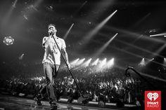 Adam Levine Maroon 5 IHeart Radio Fest 2013