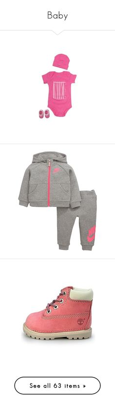 """""""Baby"""" by lovely-kayy ❤ liked on Polyvore featuring kids, shoes, baby, baby clothes, baby stuff, baby girl, baby girl clothes, shorts, bottoms and denim shorts"""