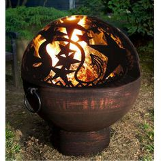 copper decorative items | Decorative Firedome with Copper Fire BowlSHIPPING IS INCLUDED WITH ...