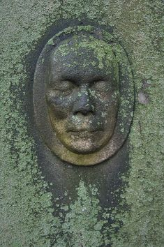 Human Face on Tomb in Russia... Made even more beautiful through Time... Art Curator & Art Adviser. I am targeting the most exceptional art! Catalog @ http://www.BusaccaGallery.com