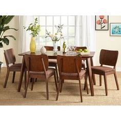 You'll love the Jocelyn 7 Piece Dining Set at Wayfair - Great Deals on all Furniture products with Free Shipping on most stuff, even the big stuff.