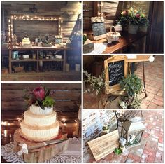 Wedding signs by Well Planned Weddings and Events
