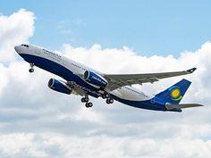 RwandAir tient son premier Airbus A330
