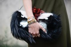 The Street Style Accessories That Stopped Traffic at Fashion Week