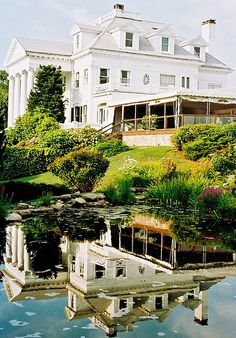 The Inn at Mystic - My favorite place in Mystic, Connecticut!