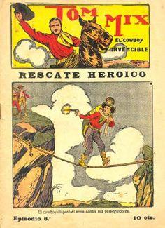 Rescate heróico  | Oeste americano