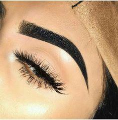 ღ sαℓσмé ∂єsєrτ ღ Power Of Makeup, Full Makeup, Makeup 101, Sexy Makeup, Eyebrow Makeup, Glam Makeup, Makeup Goals, Gorgeous Makeup, Beauty Makeup