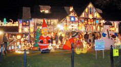 Cool Christmas Lights from around the World | Cool Things | Pictures | Videos