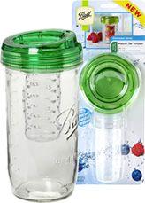 5 ways to make water taste better - buy a water infuser