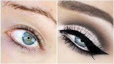 Yes, you can wear a killer cat eye.