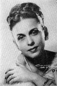 Esther Borja - Singer. A mezzo soprano, she is probably best remembered as the premier interpreter of the music of composer and pianist Ernesto Lecuona (1895-1963). Cremated, Ashes given to family or friend. Specifically: Cremated in a private ceremony