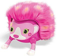 Zoomer Hedgiez Whirl Interactive Hedgehog « Most Wanted Christmas Toys