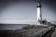 Pigeon's Point Lighthouse Photo Fine Art by PatrickRabbatPhotos