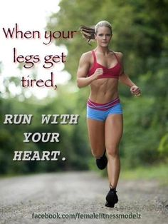 For the love of exercise
