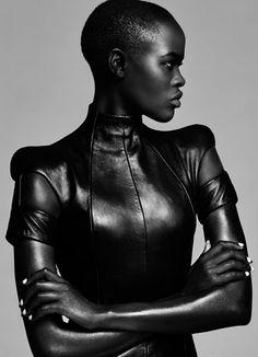 Naro Lokuruka | Fashion Magazine | November 2013 PHOTOGRAPHED BY GABOR JURINA. STYLED BY GEORGE ANTONOPOULOS