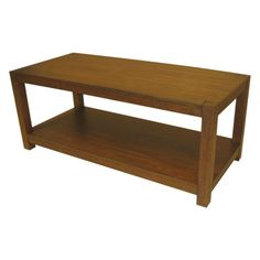 Threshold� Parsons Coffee Table
