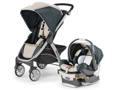 Best Travel System: Chicco Bravo Trio System - not sure how much it weighs but the car seat stroller combo gets good marks for ease of use