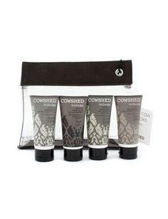 Shaving Kits, Just For Men, Facial Scrubs, Shaving Cream, Wash Bags, Moisturiser, Tech Gadgets, Body Wash, Cow