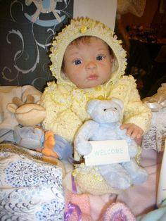 Superbe bébé réaliste