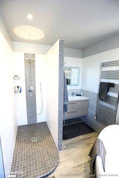 Rénovation de salle de bains, Mélissa Desbriel - Côté Maison Projets