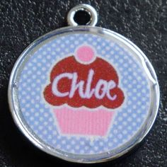 Hawaii Flower Pink Bone aloha cute custom pet tag id for dog cat Personalized