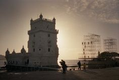 Belem , Portugal - Known as the Tower of St. Vincent