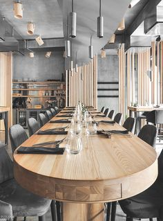 Birch Restaurant by DA Architecture Bureau: 2018 Best of Year Winner for Casual Dining Cafe Design, House Design, Interior Design, Interior Office, Interior Doors, Interior Styling, Office Decor, Design Art, Nyc