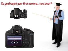 First camera crash course: simple solutions for mastering your new DSLR | Digital Camera World