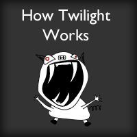 For all of you Twilight loving nutcases--young and grown, here's the breakdown of Twilight AKA the worst thing you could let your young daughter read..ever. Hope ya'll feel extra crunchy after reading this.