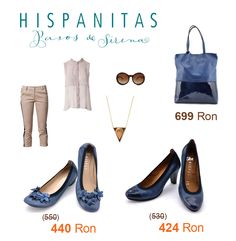 Spring-Summer 2013 outfit Hispanitas ShoesHandbags