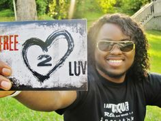 We are excited to announce our newest EXTRAordinary Peep of the Week, Free2Luv Advocate D'Andre Jermaine. This singer/songwriter is busy making the world a better place. Come check him out http://free2luv.org/luv-happens/. D'Andre, we are thrilled to be standing up to bullying with you. Thank you for all of your support!