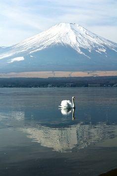 Mt. Fuji, Japan by Cynthia Macias