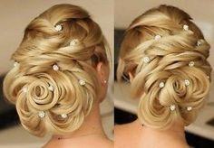 Haarschmuck-10-Tlg-Perlen-Strass-zum-Brautkleid-Ballkleid-Kommunionkleid-neu-K