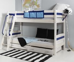 Bunk Beds For Kids On A Budget | Home Interior Design, Kitchen and Bathroom Designs, Architecture and Decorating Ideas