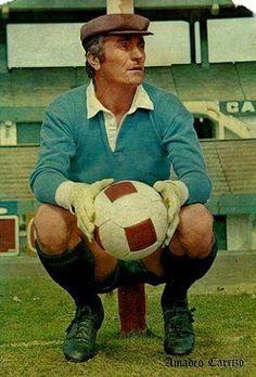 Amadeo Carrizo #futbolriverplate School Football, Football Fans, Argentina Football Team, Laws Of The Game, Association Football, Most Popular Sports, Goalkeeper, Soccer Players, Twitter