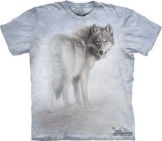 Wolf Pathfinder « Epic Shirts  I love this tee. When ordering a t-shirt over the internet you never know how sizes will work and what the quality will be. The quality is great and it arrived quickly. I bought it bigger in case of shrinkage and I wear a long sleeve t underneath. Great buy.